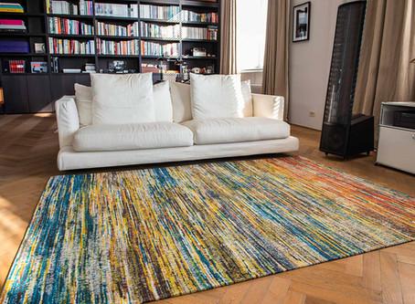 Що треба знати про килими у вітальні?