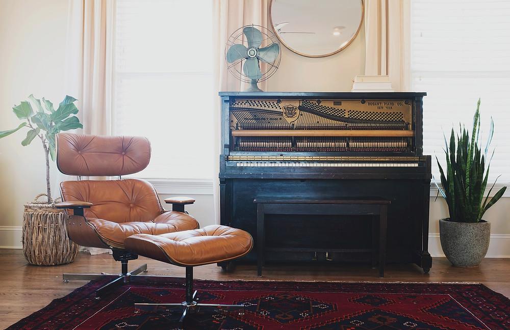 Який килим підійде у класичний  інтер'єр? | КилимКо - прання килимів у Хмельницькому