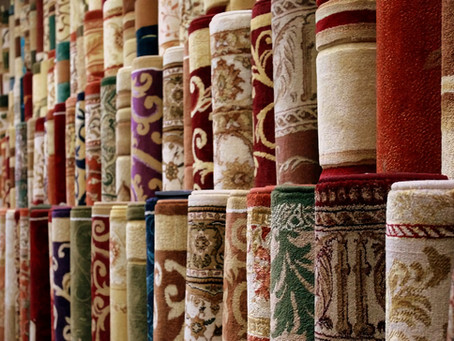 Найпопулярніші види килимів. Який обрати?