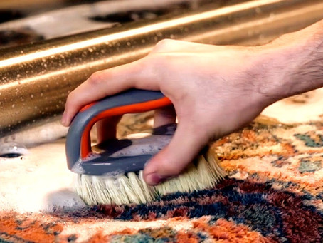 Хочете дійсно чистий килим — звертайтесь до професіоналів