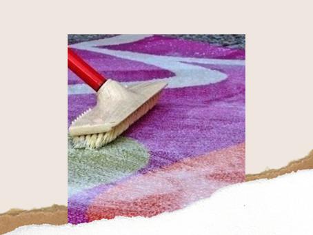 Чому самостійне прання килимів не працює