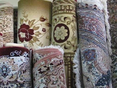 З чого роблять килими?