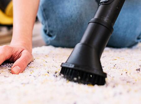 Чому самостійний догляд за килимом не панацея?