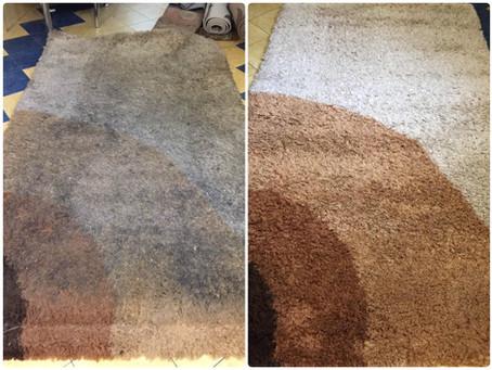 Кілька фактів про професійне прання килимів, які варто знати