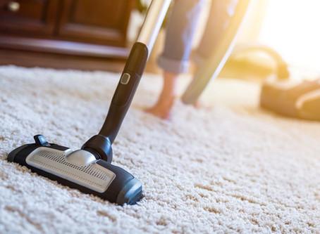 Чому пилососити килим гарна ідея, але без професійного прання вона не працює