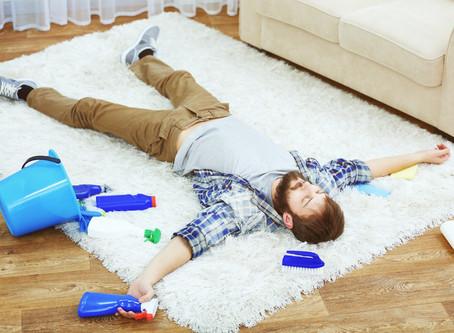 Чому не варто самостійно використовувати засоби для чищення килимів?