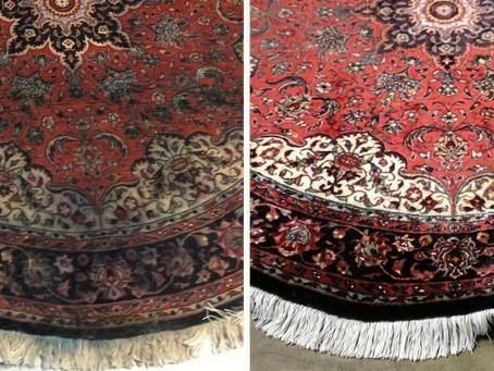 Чому важливо регулярно чистити килими в професійній пральні?