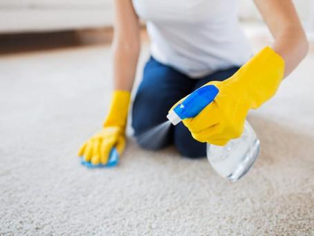 Чому слід чистити килими лише в професіоналів?
