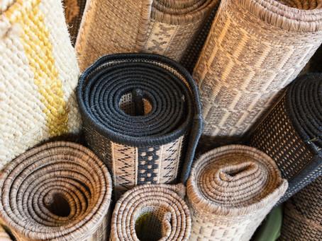 Як правильно випрати килим?