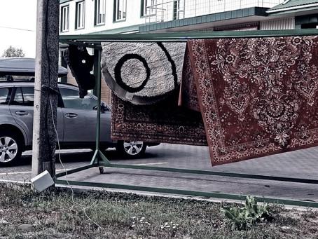 Чому прання на автомийці — це злочин проти килима?