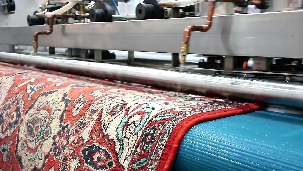 Як відбувається прання в професійних пральнях? | КилимКо - прання килимів Хмельницький
