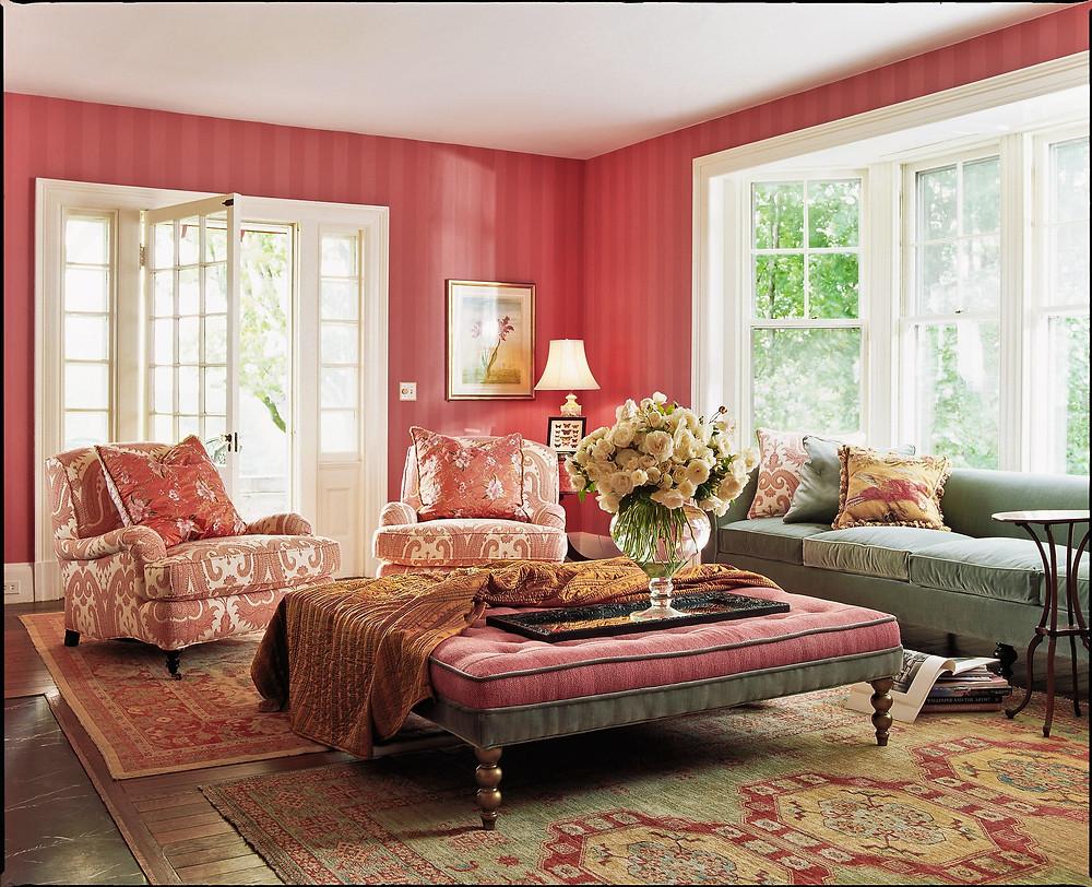 Підбираємо килим в стилі прованс | КилимКо - прання килимів