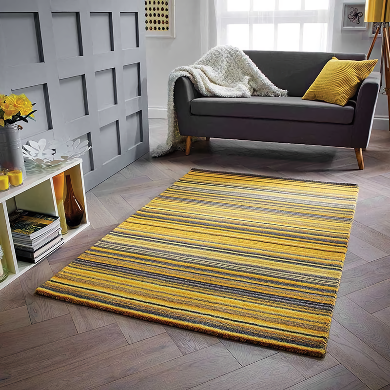 Пропіленові килими: переваги, недоліки та догляд