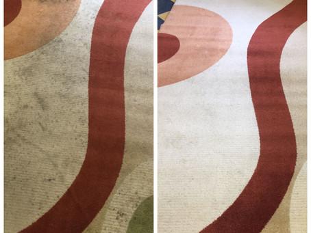 Чому прати килим власноруч невигідно?