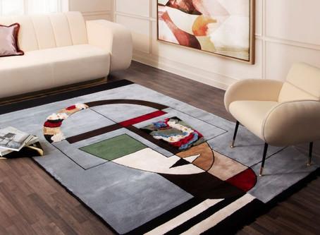 Як підібрати трендовий килим?