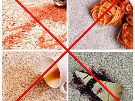 Чому слід нести килим до пральні одразу ж після свят?