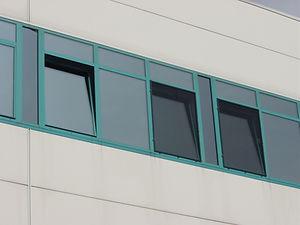 Large Factory Flyscreen Door