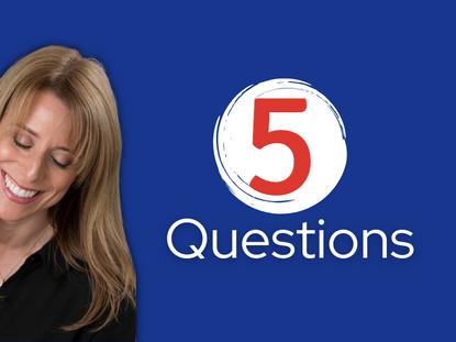5 Questions With Jodi Lieberman