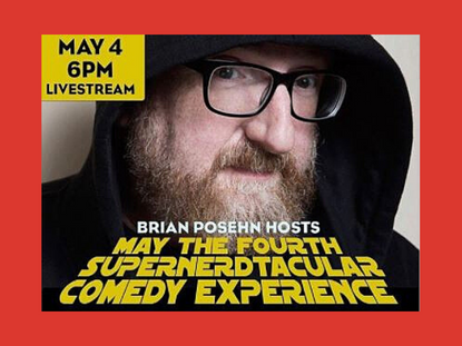 May the Fourth SuperNerdtacular Comedy Experience Benefits Comedy Gives Back