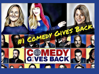 Celebrating the Comedy Community Coming Together