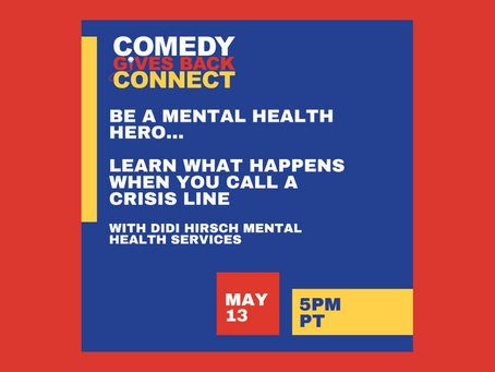 Connect: Be a Mental Health Hero