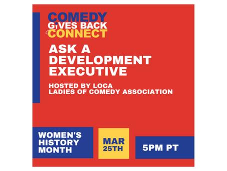 Connect: Ask a Development Executive