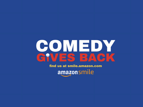 Your Amazon Purchases Could Benefit Comedy Gives Back