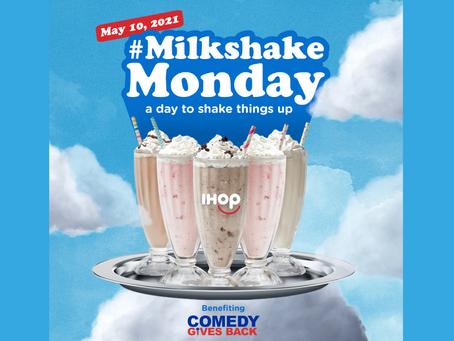 Recap: Milkshake Monday