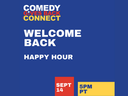 Comedy Gives Back Connect is Back