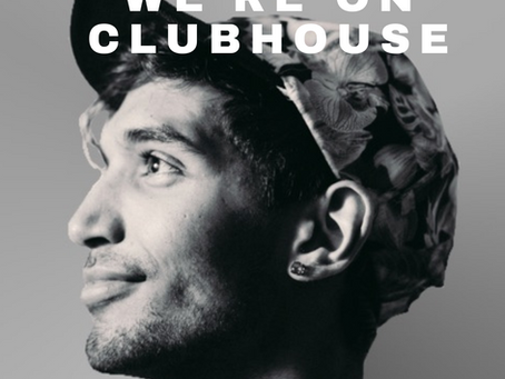 Follow Us on Clubhouse