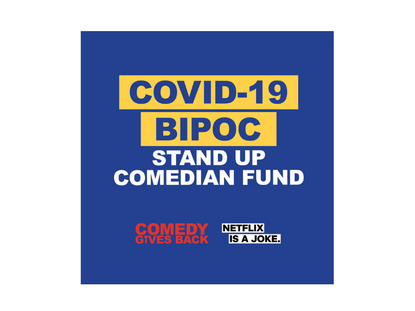 Comedy Gives Back - BIPOC Fund