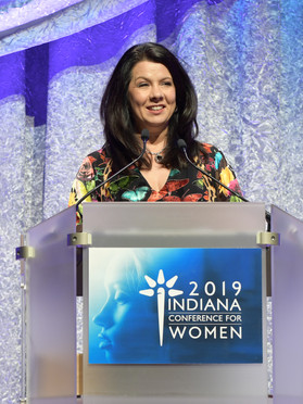 First Lady of Indiana Janet Holcomb, 2019
