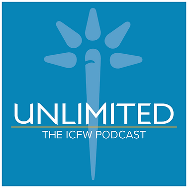Unlimited Podcast Logo
