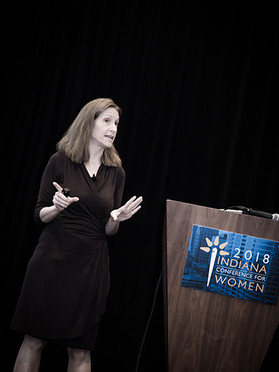 Catherine Sanderson, 2018