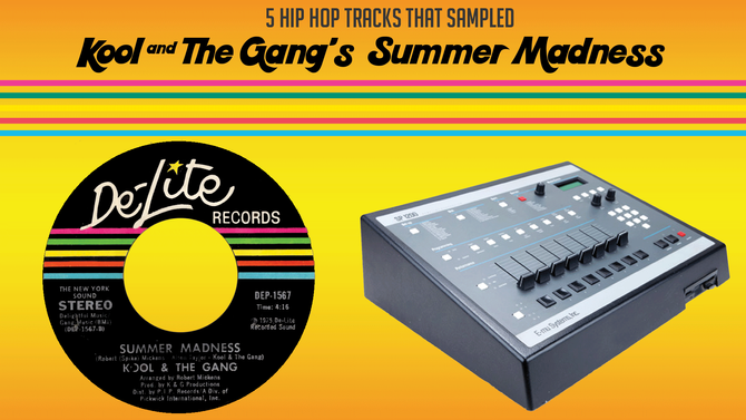 Five Hip Hop Tracks That Sampled Kool & The Gang's Summer Madness