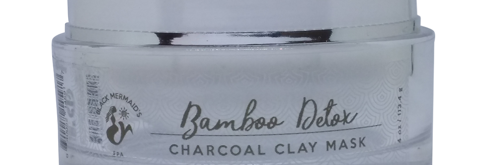 Bamboo Detox Charcoal Mask