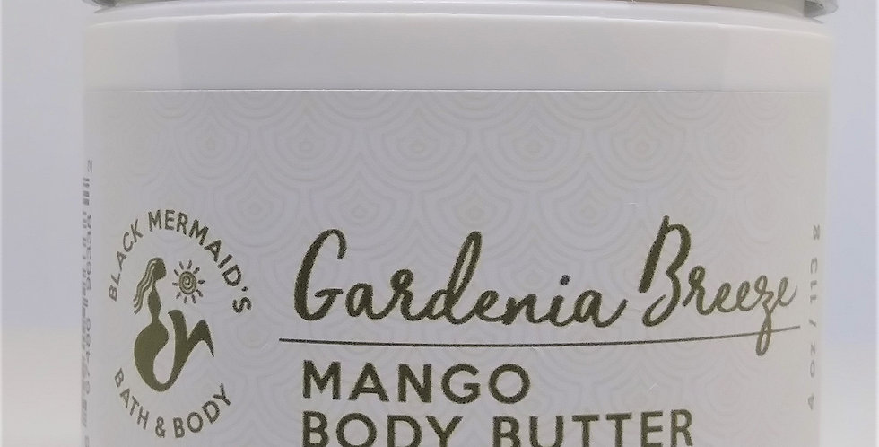 Gardenia Breeze -Mango Body Butter
