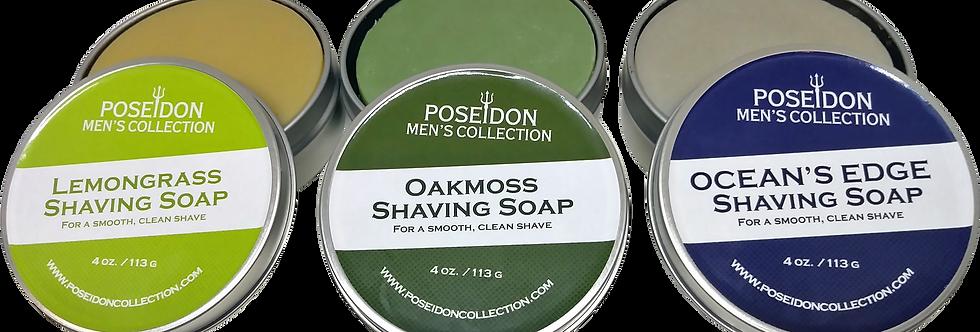 PMC Shaving Soaps