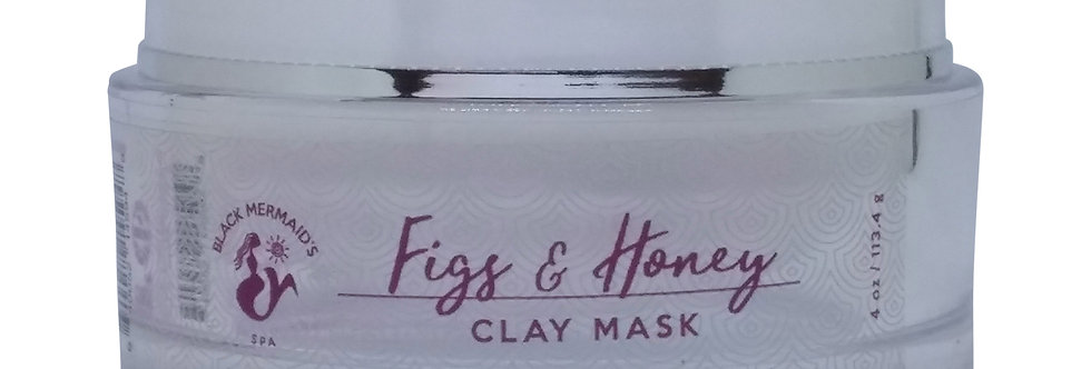 Figs & Honey Clay Mask