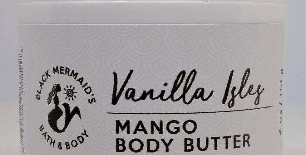 Vanilla Isles - Mango Body Butter