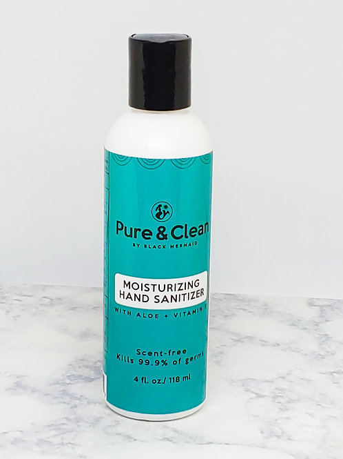 Pure & Clean Hand Sanitizer
