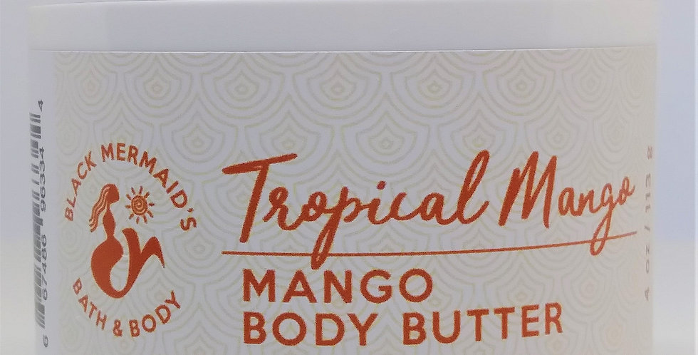 Tropical Mango - Mango Body Butter