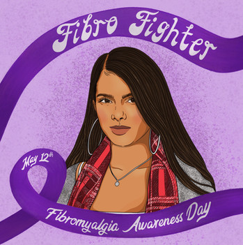 Fibro Fighter - Katrinas Fight with Fibro