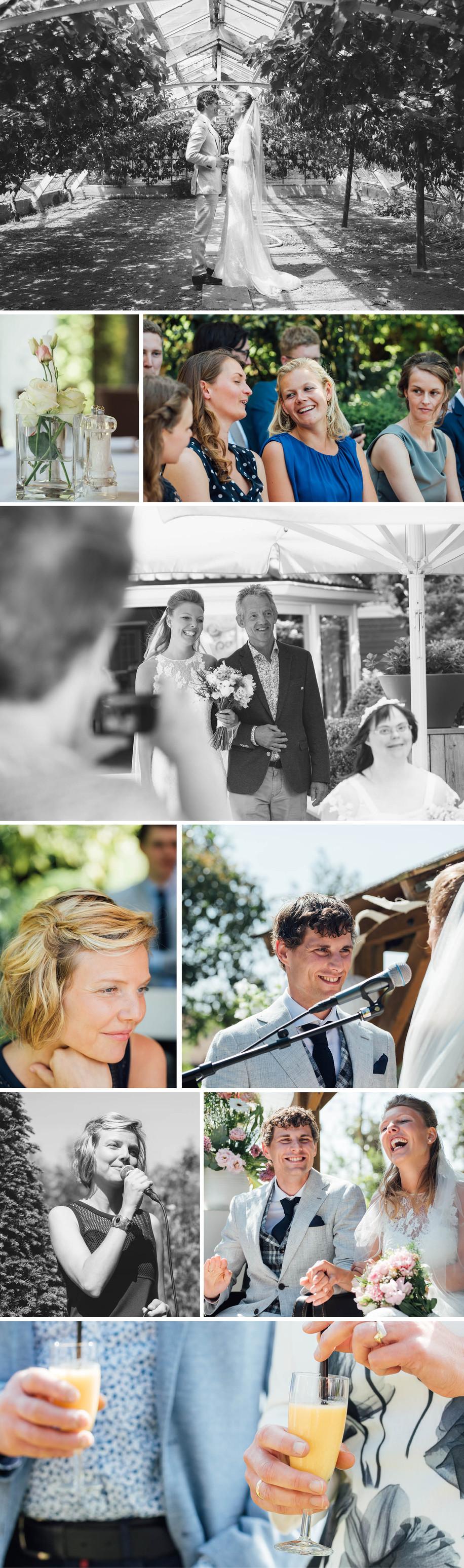 Bruiloft M&S