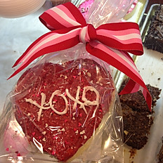 Gift Wrapped - Iced Valentines Cookie