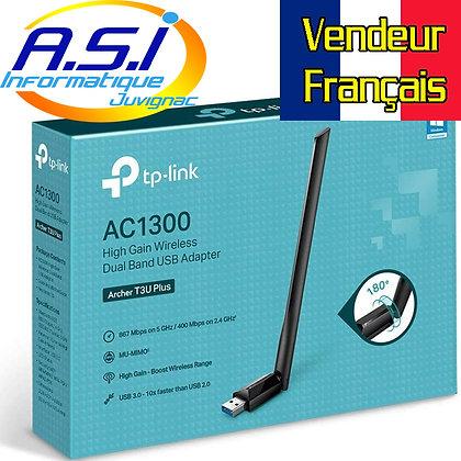 Clé USB dongle adapteur Wifi TP-Link AC1300 Mbps Archer T3U