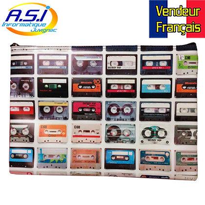 """Sacoche Housse cassette ordinateur portable Apple Macbook 13"""" VENDEUR FRANCAIS"""