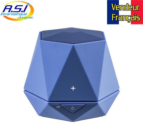 TecPlus Geo Up Enceinte Bluetooth sans Fil Compacte Portable Rechargeable