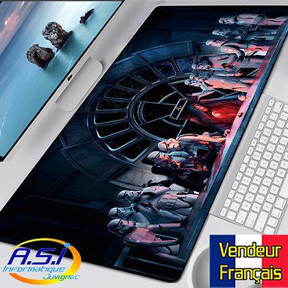 Tapis de souris Star Wars stormtrooper XXL Grand format VENDEUR FRANÇAIS