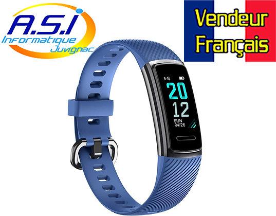 Montre Connectée Bracelet Connecté, Tracker Activité Cardio Running ip6